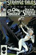Strange Tales Vol. 2 (1987-1988) (Comic-book.) #8