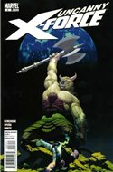 Uncanny X-Force Vol. 1 (2010-2012) (Grapa) #3