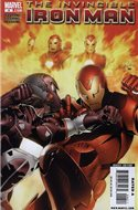The Invincible Iron Man (Vol. 1 2008-2012) (Comic Book) #6
