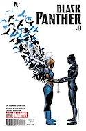 Black Panther Vol. 6 (2016-2018) (Comic Book) #9