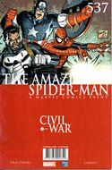 The Amazing Spider-Man (Grapas) #537