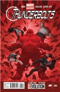Thunderbolts Vol 2 (Grapa) #4