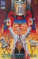 Judge Dredd Legends of the Law (Cómic grapa) #2