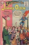 Superman's Pal, Jimmy Olsen / The Superman Family (Grapa,) #8