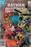 Batman and the Outsiders (1983-1987) (Comic Book) #7