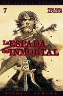 La espada del Inmortal (Rústica con sobrecubierta) #7