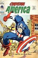 Capitán América Vol. 3 (1975-1980) (Grapa) #4