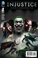 Injustice: Gods Among Us (Cómic-Book) #1