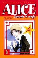 Alice. Escuela de magia (Rústica con sobrecubierta) #8