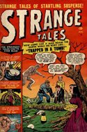 Strange Tales Vol 1 (Comic Book) #2