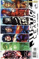 Justice League Vol. 2 (2011-2016 Variant Cover) (Comic Book) #1.2