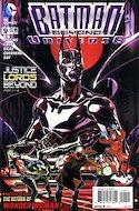 Batman Beyond Universe (Comic Book) #9