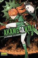 Akame ga Kill! (Rústica con sobrecubierta) #8