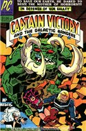 Captain Victory and the Galactic Rangers (Comic Book. 1981) #3