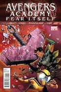 Avengers Academy (2010-2013) (Comic-Book) #17