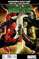 The Incredible Hulk / The Incredible Hulks (2009-2011) (Comic Book) #607