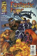 Fantastic Four Vol. 2 (Comic Book) #8