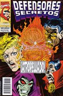 Defensores Secretos (1994-1995) (Grapa. 17x26. 24 páginas. Color.) #4