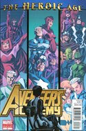 Avengers Academy (2010-2013 Variant Cover) (Comic Book) #2.1