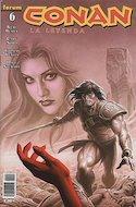 Conan. La Leyenda (Grapa 28-116 pp) #6