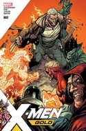 X-Men Gold (Grapa) #2