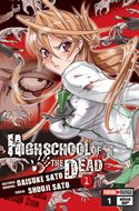 Highschool of the Dead #1