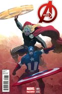 Avengers Vol. 5 (2013-2015 Variant Covers) (Comic Book) #1