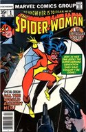 Spider-Woman (Vol. 1 1978-1983) (Comic Book) #1