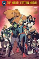 The Mighty Captain Marvel (2017-) (Comic-book) #5