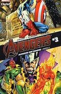 Colección Avengers (Rústica) #3