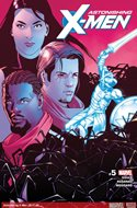 Astonishing X-Men (Vol. 4 2017-...) (Comic Book) #5