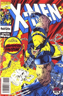 X-Men Vol. 1 (1992-1995) (Grapa 32 pp) #9