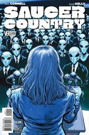 Saucer Country (Grapa) #9