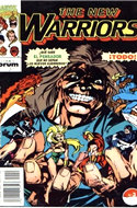 The New Warriors Vol. 1 (1991-1995) (Grapa 24 pp) #3