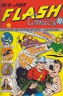 Flash Vol. 1 (1959-1985) (Comic Book 32 pp) #6