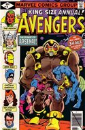 The Avengers Annual Vol. 1 (1963-1996) (Comic Book) #9