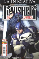 Punisher: Diario de guerra (2007-2009) (Grapa.) #9