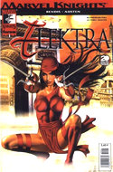 Elektra (2002-2004). Marvel Knights (Grapa 24 pp) #1