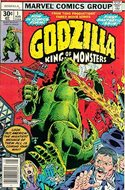 Godzilla King of the Monsters (Comic Book) #1