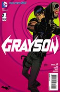 Grayson (2014-2016) (Comic-Book) #1