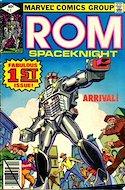 Rom SpaceKnight (1979-1986) #1