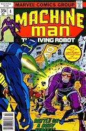 Machine Man Vol. 1 (Comic Book) #4