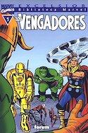 Biblioteca Marvel: Los Vengadores (1999-2001) (Rústica 160 pp) #1