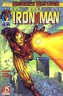 Iron Man Vol. 4 (1998-2000) (Grapa 24 pp) #1