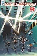 Micronauts (2016-2017) (Comic Book) #7