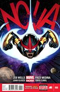 Nova Vol. 5 (Comic-Book) #6