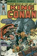 King Conan / Conan the King (Grapa, 48 págs.) #2