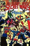 Marvel Super Heroes Secret Wars (Comic Book) #5