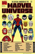 The Official Handbook of the Marvel Universe Master Edition (Softcover 48 pp) #1