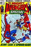 The Avengers Annual Vol. 1 (1963-1996) (Comic Book) #5